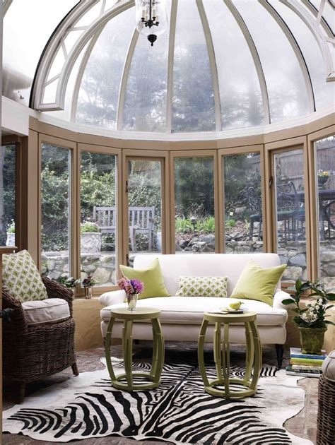 greenhouse sunroom new trend jazz up your greenhouse this