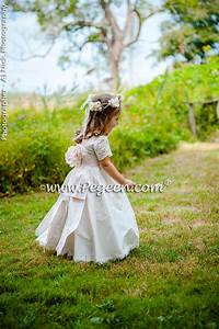 2016 garden wedding flower girl dresses of the year pegeen With dresses for flower girl in wedding