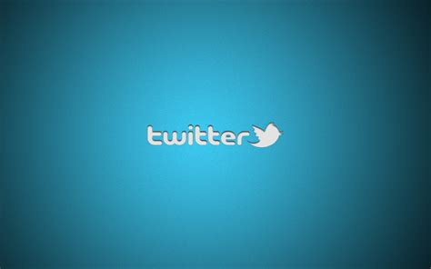 Twitter Logo Wallpapers, Pictures, Images