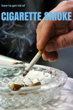 How To Get Cigarette Smell Out Of Upholstery by 25 Best Ideas About Smoke Smell On Cigarette