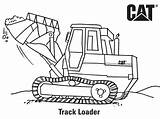 Coloring Bulldozer Pages Backhoe Excavator Drawing Simple Drawings Bull Caterpillar Popular Cat Paintingvalley Coloringhome sketch template