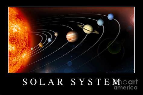 shower curtains solar system poster digital by stocktrek images