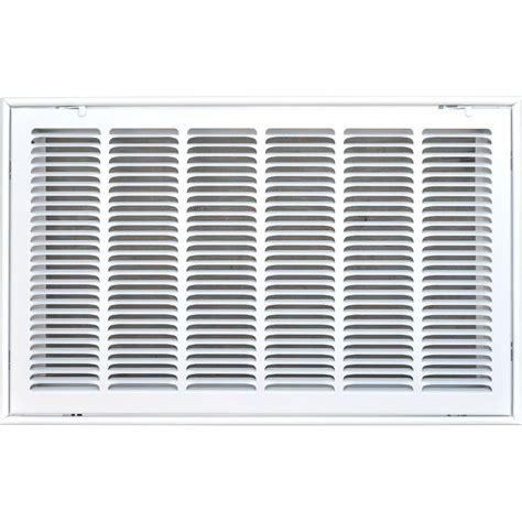 decorative return air grille canada speedi grille 24 in x 14 in filter grille return air