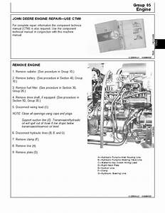 John Deere Tm1520 Technical Manual - 5200 5300 5400 Tractors