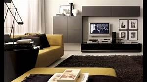 Wohnzimmer Bilder Modern : moderne wohnzimmer ideen youtube ~ Michelbontemps.com Haus und Dekorationen