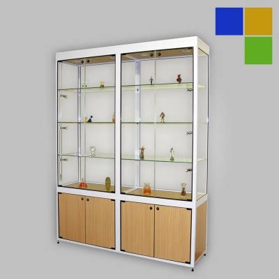 profile aluminium pour vitrine vitrine agate meuble vitrines pour magasin mus 233 e vitrine large mod 232 le agate meuble