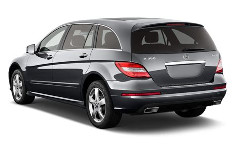 2012 Mercedes-benz R-class Reviews And Rating