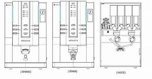 Instant Coffee Vending Machine 2015 Ven906  906c