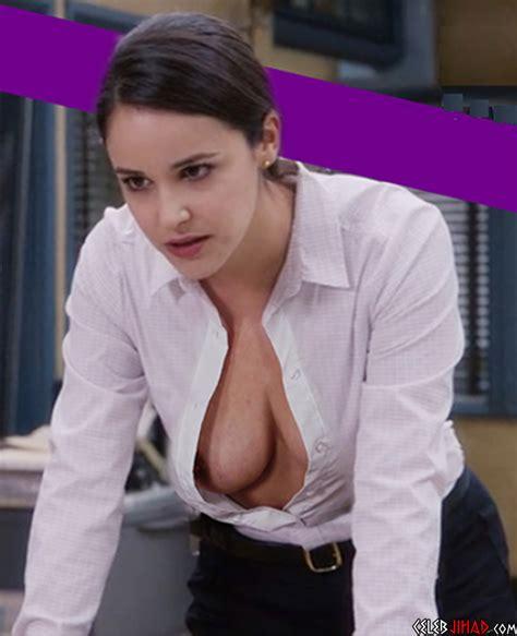 melissa fumero behind the scenes nip slip and nude photos