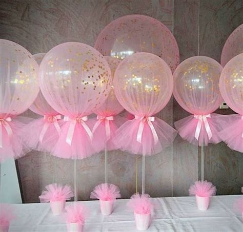Pink And Gold 1st Birthday Decorations by Best 25 Birthday Centerpieces Ideas On