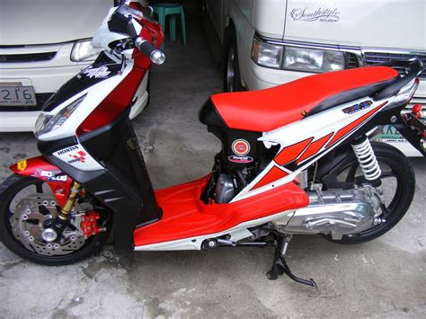 Foto Modifikasi Beat New by Kumpulan Foto Modifikasi Motor Honda Beat Terbaru Otomotify