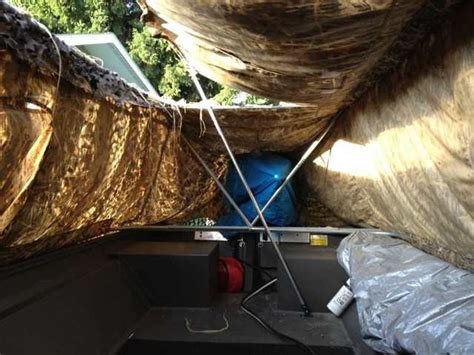 Duck Blind On Boat by Best 25 Duck Boat Ideas On Duck Boat