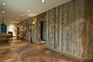 photo 10631 gray barnwood paneling With barnwood looking paneling