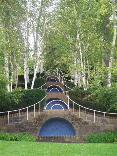 blue steps picture of naumkeag stockbridge