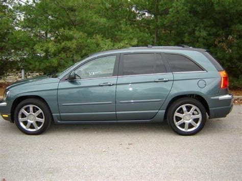 2000 Chrysler Pacifica by 2003 Chrysler Pacifica Pictures