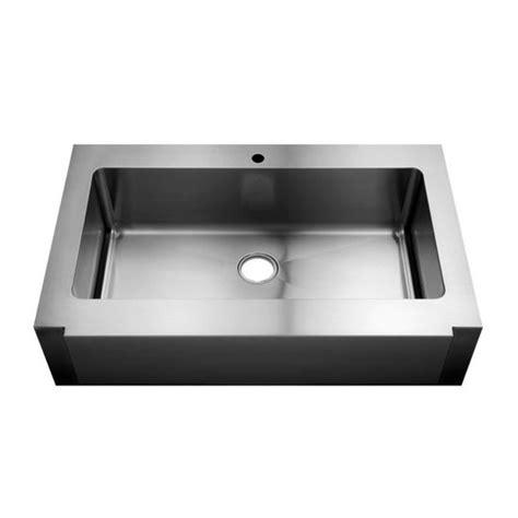 julien kitchen sinks julien classic 0100 farmhouse 16 stainless steel 2061