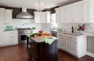 backsplash in kitchen pictures tile kitchen backsplash ideas with white cabinets home improvement inspiration