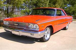 1963 Ford Galaxie 500 2 Door Coupe