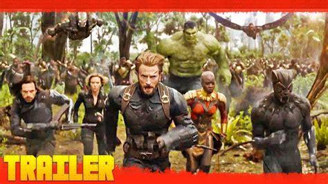 Vengadores: Infinity War (2018) Marvel Tráiler Oficial ...
