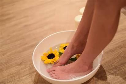 Pedicure Pearl Treatments Hands Feet