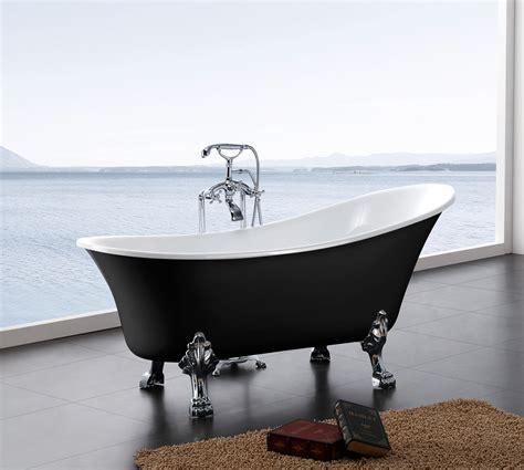 vasche da bagno con piedi vasca da bagno con piedi con vasca in acrilico