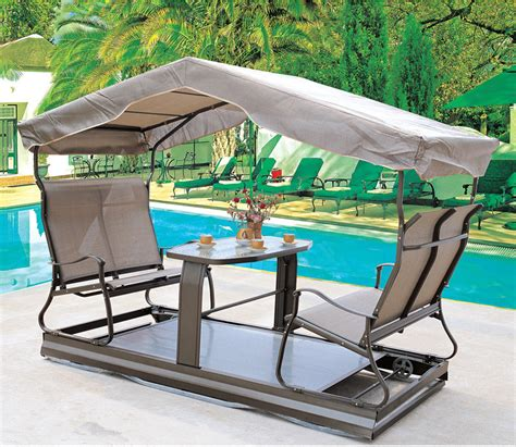 outdoor table outdoor power four rocking chair