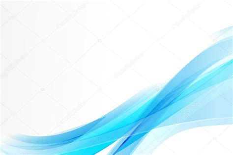 abstract background light blue curve and wave element vector ill stock vector 169 thekaikoroez