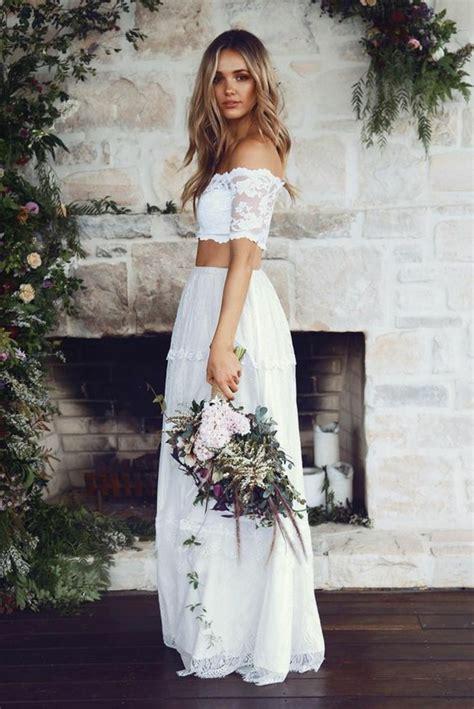 Robe Boheme Mariage Robe De Mari 233 E Boh 232 Me Chic Choisissez Votre Mod 232 Le