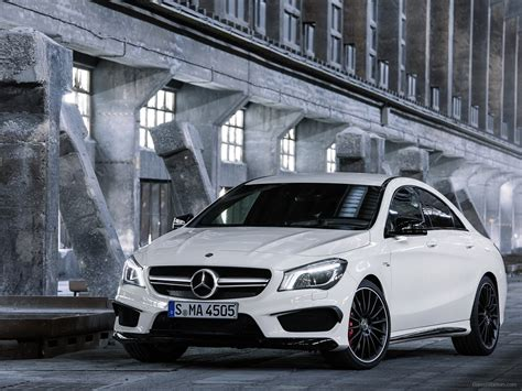 mercedes benz cla amg  exotic car pictures