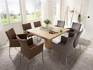 Esstisch Quadratisch 140x140 Ausziehbar : esstische aus massivholz dansk design massivholzm bel ~ Lateststills.com Haus und Dekorationen