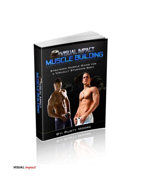 Visual Impact Muscle Building eBook PDF / Workout Free ...