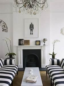 Schiebevorhang Schwarz Weiß : schwarz wei in streifen der kontrast der immer im ~ A.2002-acura-tl-radio.info Haus und Dekorationen
