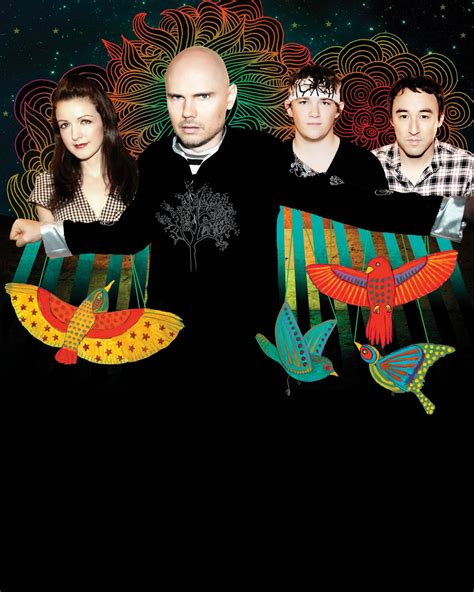 smashing pumpkins announce   venues  fall