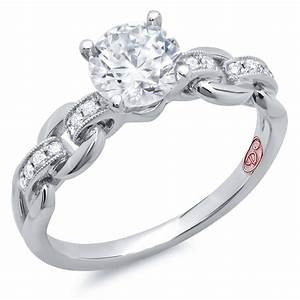 designer engagement rings dw7610 With wedding rings pic