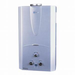 Marey 4 3 Gpm Natural Gas Digital Panel Tankless Water