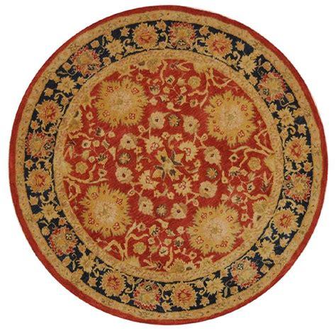 4 ft area rugs safavieh anatolia navy 4 ft x 4 ft area rug