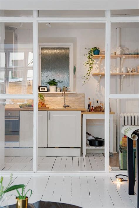 cuisine nordique 40 photos de cuisine scandinave les cuisines de rêve