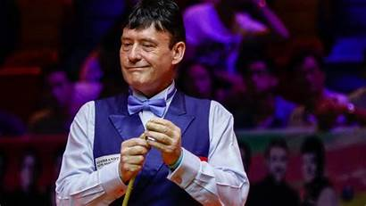 Jimmy Winning Snooker Seniors Championship Still Eurosport