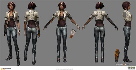 Remember Me Concept Art By fred Augis Concept Art World