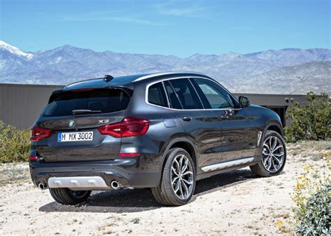 2019 Bmw X3 Redesign And Changes  New Suv Price