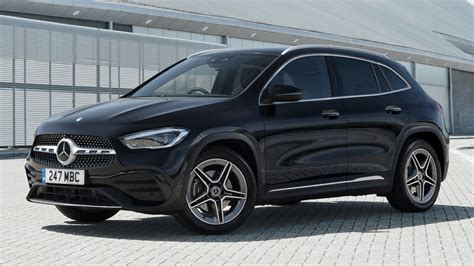 Gle 53 amg 4matic+ купе. 2020 Mercedes-Benz GLA-Class AMG Line (UK) - Wallpapers and HD Images | Car Pixel