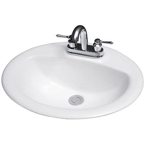 lavabo rond encastr 233 rona