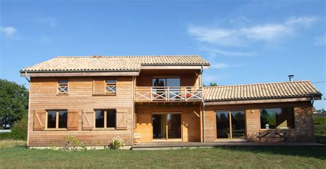 construction de maison bois loire atlantique architecture loire atlantique