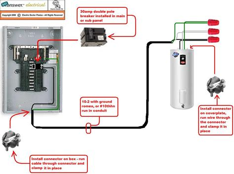 240v water heater wiring diagram 3 phase water heater