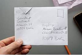 POST HACK Or How To Send A Letter For Free Contact Us Exclusive Use Fife Postman Suspended After Failing To Deliver Letters Related Keywords Suggestions For Letter Post