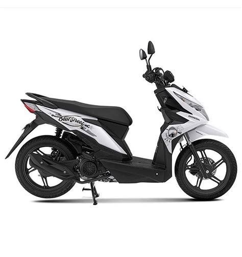 Harga Vans Warna Putih all new honda beat 2017 ada warna putih metalik