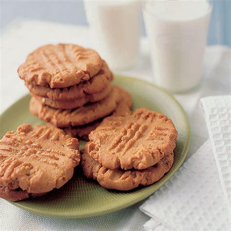 test kitchen recipes big nutty peanut butter cookies recipe america s