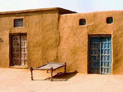 village home punjab pakistan house   pakistan