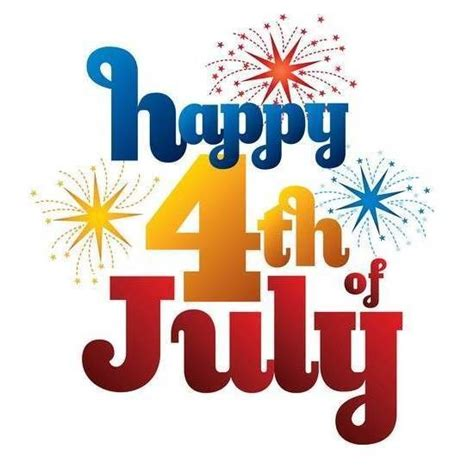 Images Of 4th Of July Happy 4th Of July 2014 Sign Template Clipart Pictures