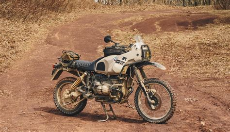 Modified Bmw R100gs by Road Crusher Bmw R100gs Custom By Wheelborne Bikebound